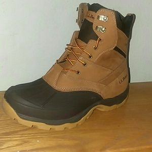 New (Size 12) L.L.Bean Boots